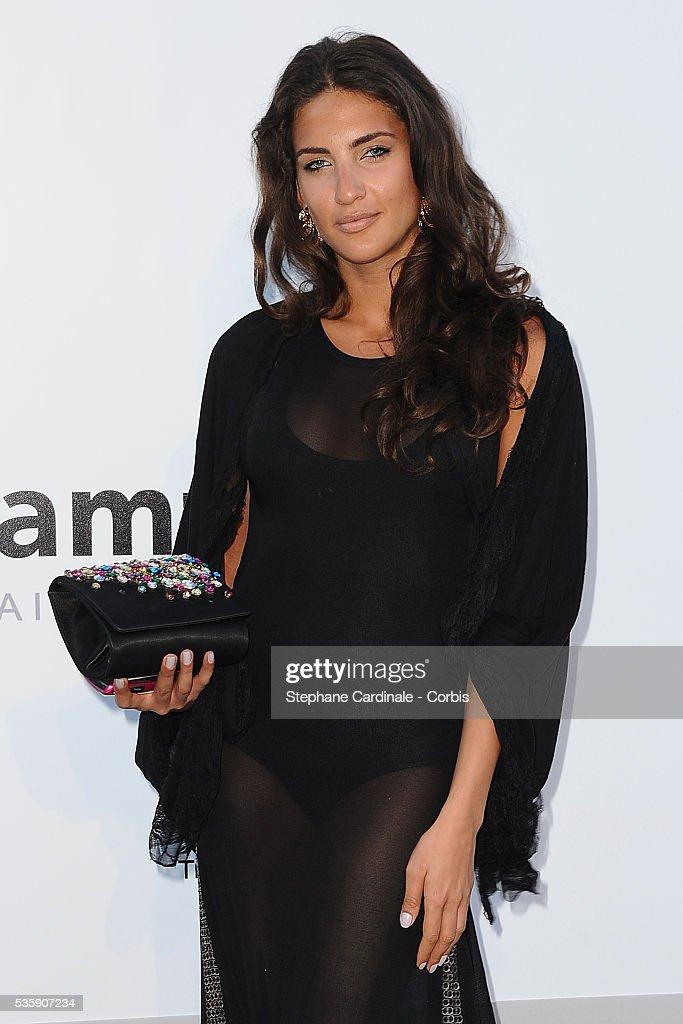 Eugenia Silvao attends the '2010 amfAR's Cinema Against AIDS' Gala