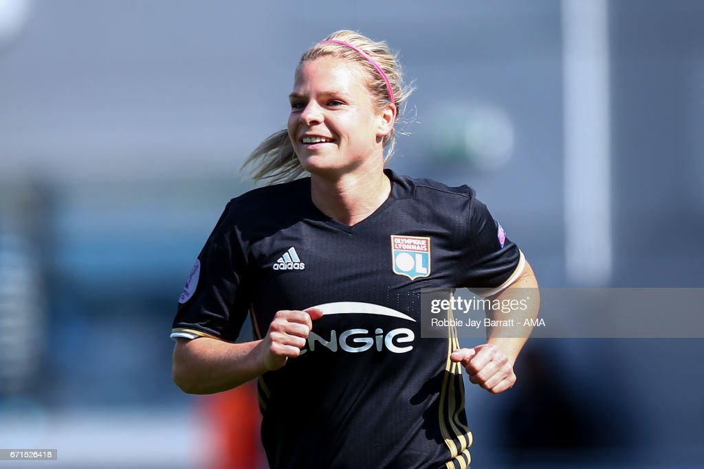 Manchester City Ladies v Lyon - UEFA Women's Champions League