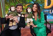 FL: Celebrities Visit Telemundo's