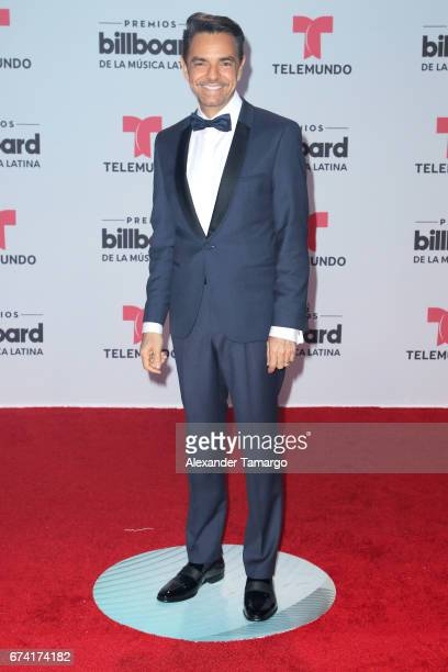 Eugenio Derbez attends the Billboard Latin Music Awards at Watsco Center on April 27 2017 in Coral Gables Florida