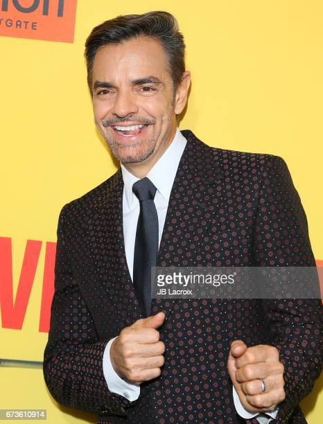 Eugenio Derbez attends the premiere of Pantelion Films' 'How To Be A Latin Lover' attends on April 26 2017 in Hollywood California