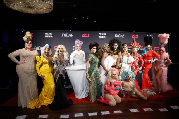 Quot Rupaul S Drag Race Quot Season 9 Premiere Party Amp Meet The