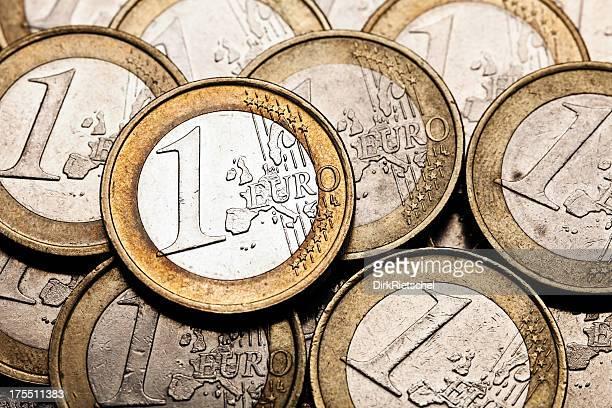 Euro Münzen.