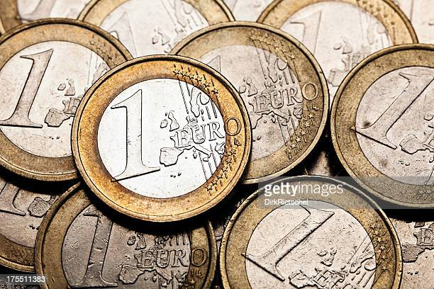 Monete in Euro.