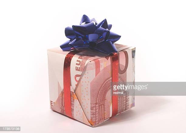 euro gift box