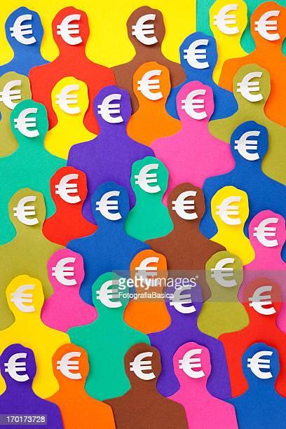 Euro Herren Zuschauer