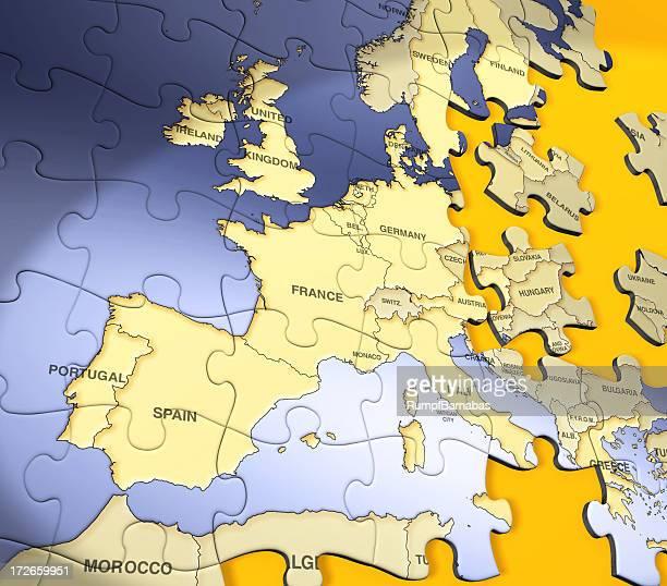 Euro puzzle 2