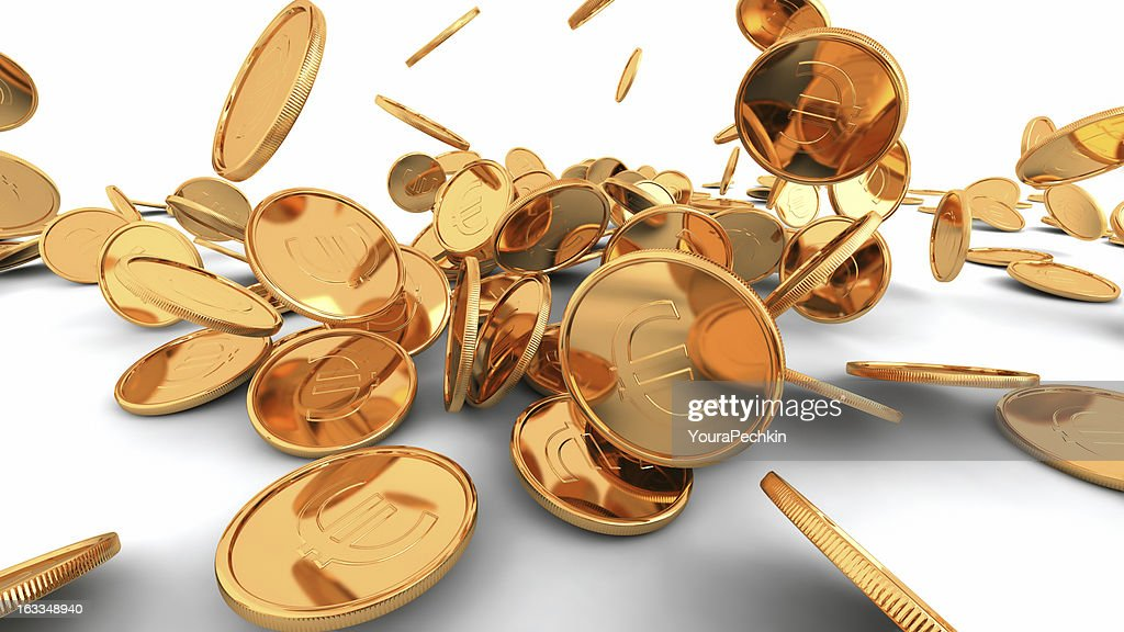 Euro stream : Stock Photo