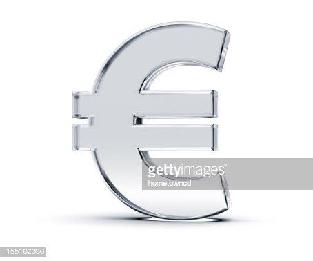 Euro Symbol : Stock Photo