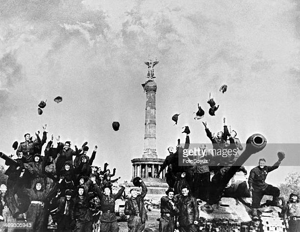 Victory day Berlin 2 May 1945