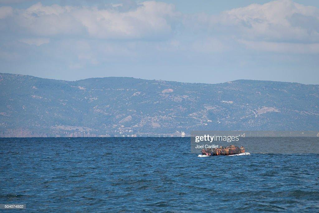 Europa migranti crisi : Foto stock