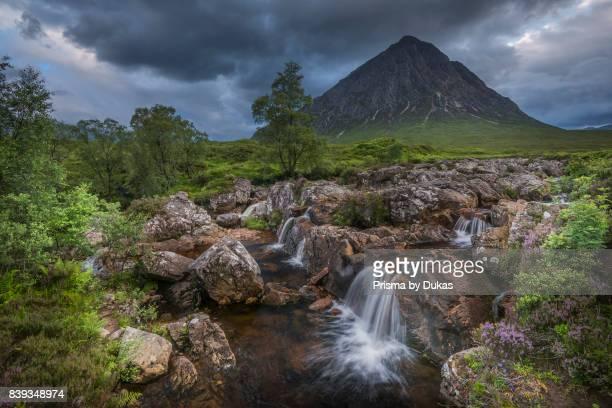 Europe United Kingdom Scotland Glen Coe Glen Etive