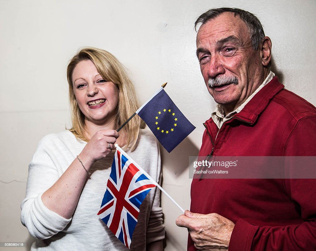 europe versus UK : Stock Photo