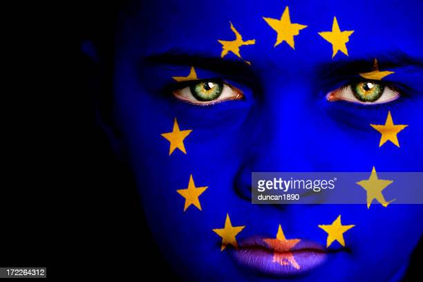 European boy