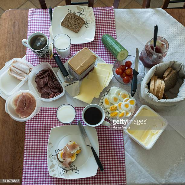 European Breakfasts