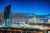 European Central Bank, EZB, ECB, Frankfurt.
