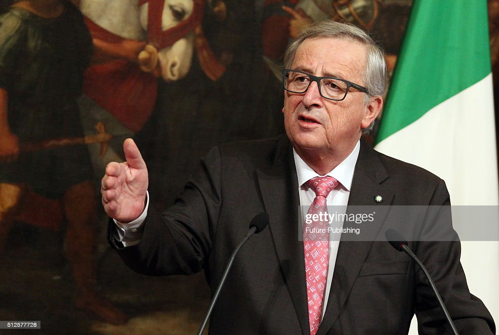 Jean claude juncker getty images - European commission office ...