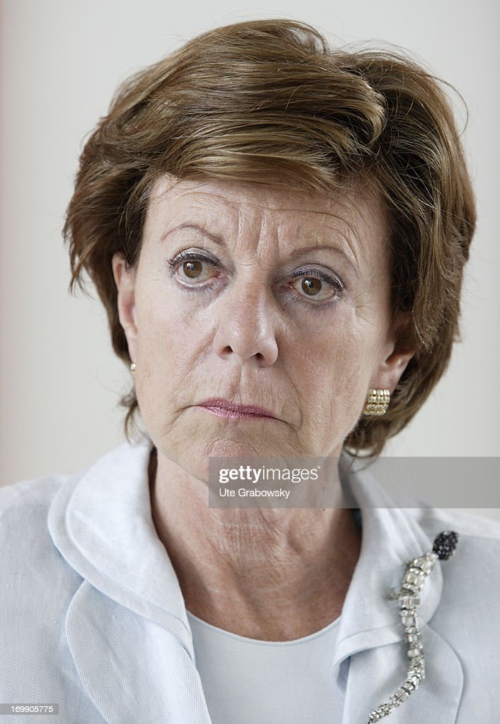 European Commissioner for Competition Contents, <a gi-track='captionPersonalityLinkClicked' href=/galleries/search?phrase=Neelie+Kroes&family=editorial&specificpeople=754723 ng-click='$event.stopPropagation()'>Neelie Kroes</a>, July 7, 2006, Bonn, Germany.