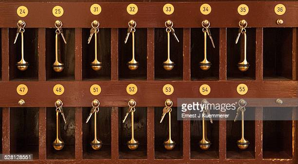 European Hotel Keys