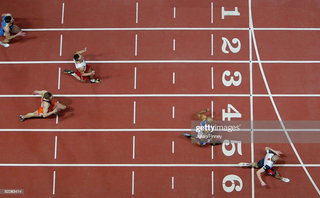 European Indoor Athletics Championships - Day Three : Stock Photo