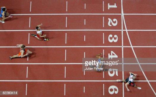 European Indoor Athletics Championships - Day Three