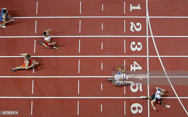 European Indoor Athletics Championships - Day Three
