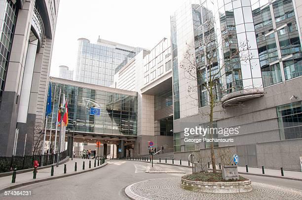 European Parliament, Brussels (The Espace L?opold)