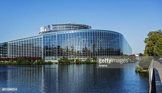 European Parliament / EP at Strasbourg France