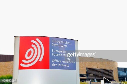 Patente fotograf as e im genes de stock getty images for Oficina europea de patentes
