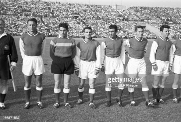 Roger piantoni stock photos and pictures getty images - Football coupe d europe des clubs champions ...