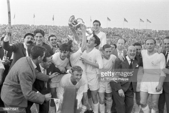 Di stefano paris photos et images de collection getty images - Football coupe d europe des clubs champions ...