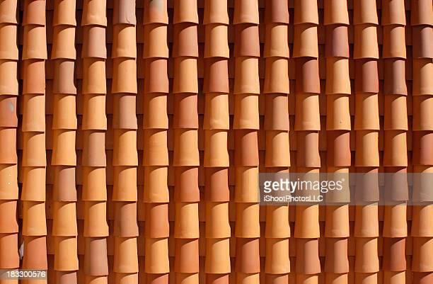 European Terracotta Roof