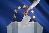 Voting, Ballot Box, Election, Referendum, European Union