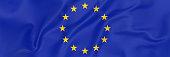 European Union Flag banner