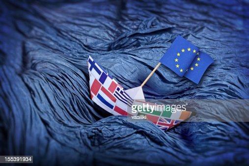 European Union in trouble