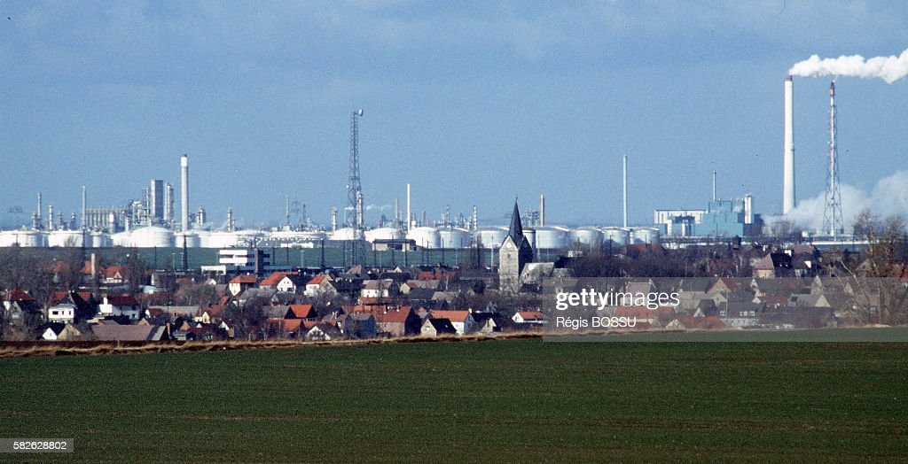 Europe's largest refinery was built by ELF after the fall of the Berlin Wall In this context Alfred Sirven is suspected of having paid money to...