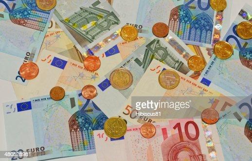 euros : Stock Photo