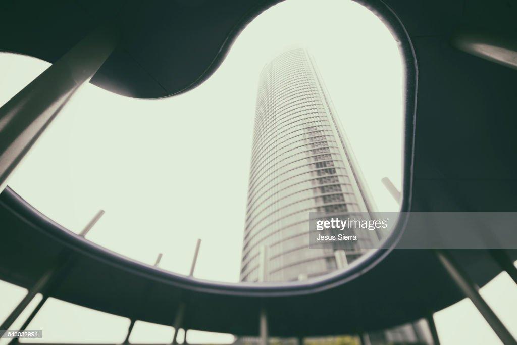 eurostars madrid tower hotel ctba cuatro torres business area madrid spain