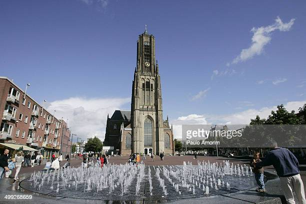 CONTENT] Eusebius Church symbol of the resistence and liberation of Arnhem of Nazis during of II War World