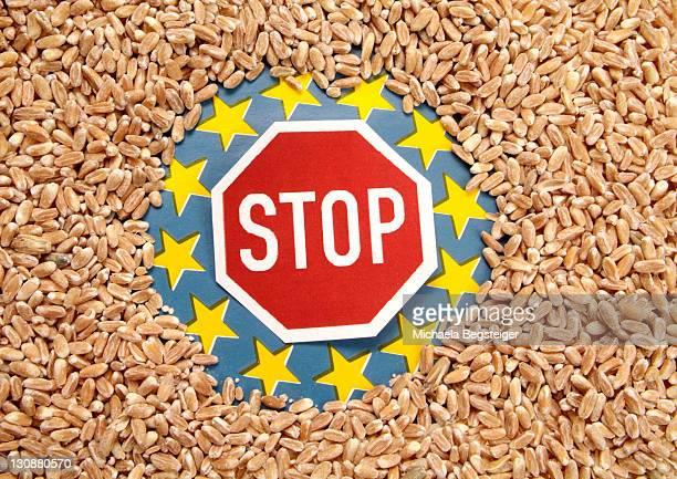 EU-stop genetically modified cereals