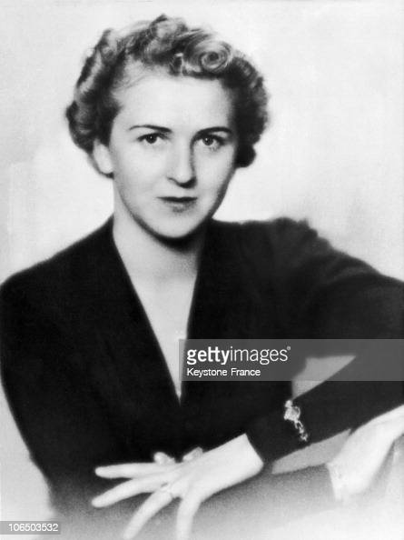 Eva Braun, Adolf Hitler Wife Pictures | Getty Images