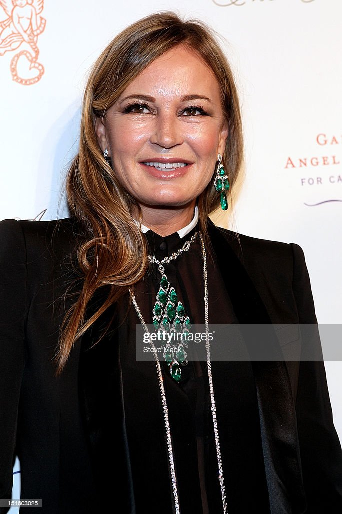 Eva Cavalli at Cipriani Wall Street on October 22, 2012 in New York City.