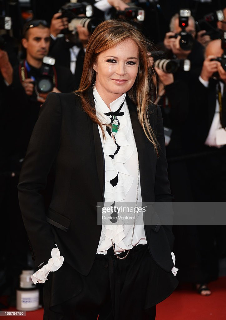 Eva Cavalli attends the Opening Ceremony and premiere of 'The Great Gatsby' during the 66th Annual Cannes Film Festival at Palais des Festivals on May 15, 2013 in Cannes, France.