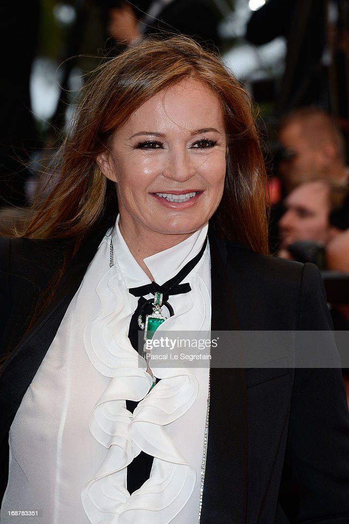 Eva Cavalli attends the Opening Ceremony and 'The Great Gatsby' Premiere during the 66th Annual Cannes Film Festival at the Theatre Lumiere on May 15, 2013 in Cannes, France.