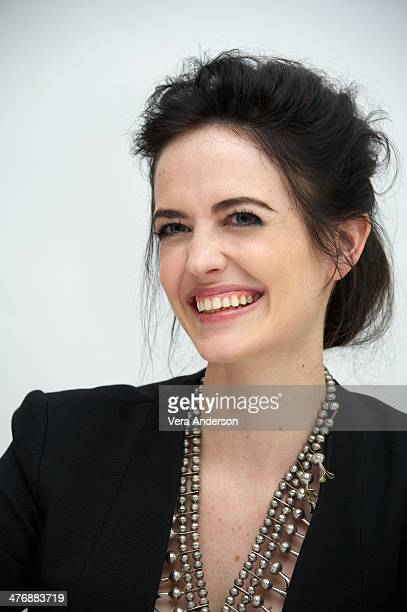 Eva Green at the '300 Rise Of An Empire' Press Conference at the Four Seasons Hotel on March 4 2014 in Beverly Hills California