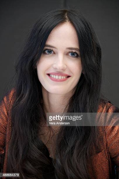 Eva Green at the 'Penny Dreadful' Press Conference at the Mandarin Oriental Hotel on May 5 2014 in New York City