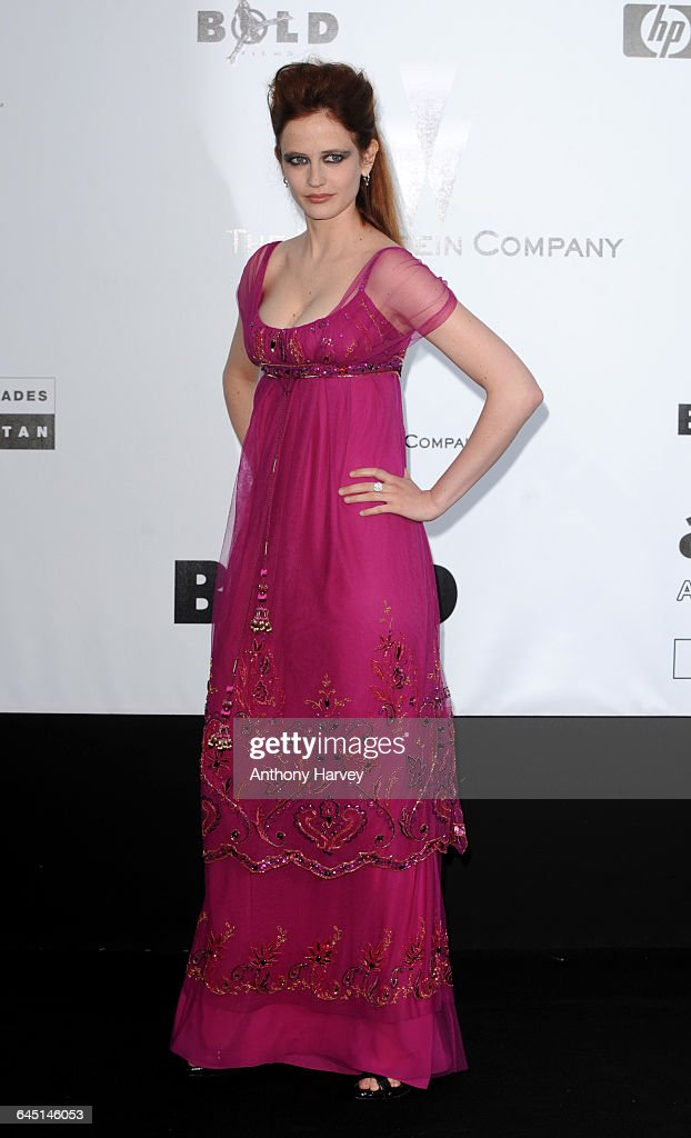 Eva Green attends the 'amfAR Cinema Against AIDS 2009 benefit' during the 62nd annual Cannes Film Festival on 21st May 2009 at the Hotel du Cap...