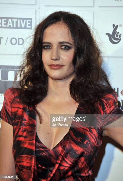 Eva Green attends The British Independent Film Awards at The Brewery on December 6 2009 in London England