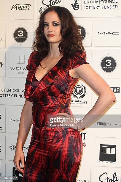 Eva Green attends The British Independent Film Awards on December 6 2009 in London England