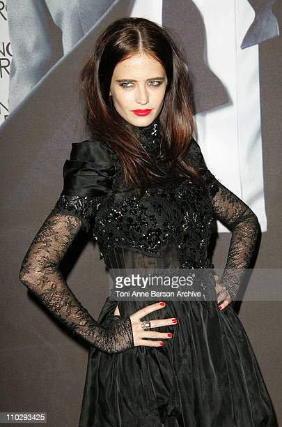 Eva Green during 'Casino Royale' Paris Premiere Inside Arrivals at Le Grand Rex Theater in Paris France